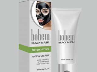 Bohem Black Mask